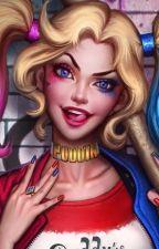 Harley Quinn x Male Reader by Deotakukids