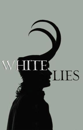 WHITE LIES; Loki Laufeyson by fruitoms2