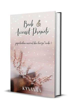 ACCOUNT & NOVELS PROMOTE 2 by kynanaa