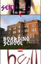 sent to boarding school  by NiaWilliams