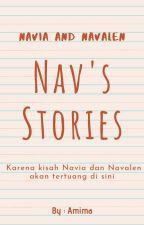 Nav's Stories by Imabiglaff_