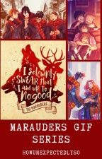 Marauders GIF Series by howunexpectedlyso