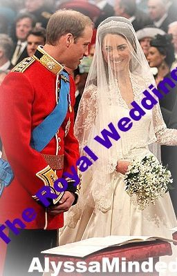 The Royal Wedding-Prince William and Kate Middleton