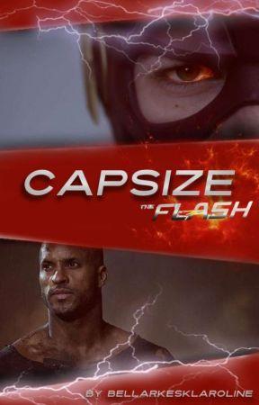 Capsize - Barry Allen { one } by bellarkesklaroline
