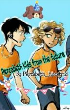 Percabeth Kids from the future by Thedamjoke