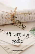 49 cartas y media. by Gaby_HerreraP