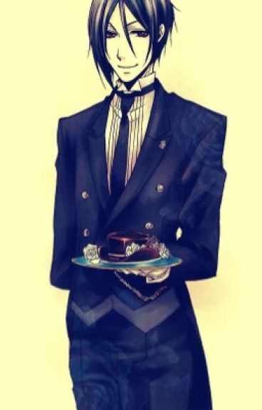 That Butler, Falling in Love (Sebastian x Reader)
