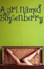 A girl named Boysenberry by Madame_M