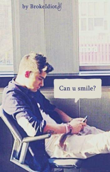 Can u smile? ☺ Malik ✔