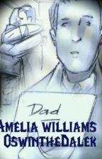 Amelia Williams by ClaraOswinOswald