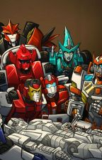 Heavy Metal (Transformers x Reader Oneshots) by MetalTrash