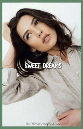 Sweet Dreams ━ 𝘢𝘳𝘷𝘪𝘯 𝘳𝘶𝘴𝘴𝘦𝘭𝘭 by jennholland