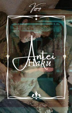 Antei Haku(discontiuned?) by kyongwrites