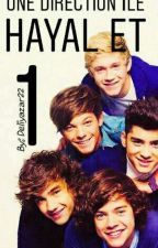 One Direction İle Hayal Et  by Deliyazar22