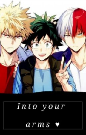 Into your arms by Depressed_Kacchan13