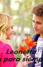 Leonetta, es para siempre by Tinista013
