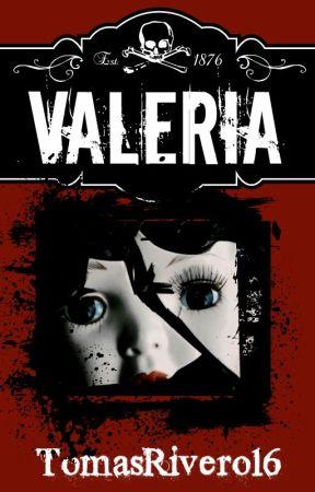 Valeria by TomasRivero16