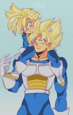 Dragon Ball Doujinshi Z Kai, Season 2: Intergalactic War Saga by ChristianWiegoldLiza