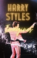 Harry Styles Imagines (REQUESTS OPEN) by Rogerandbrianmaylor