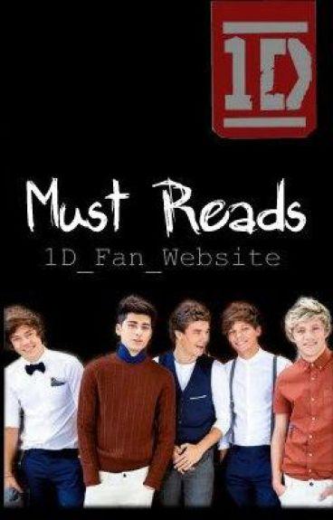 One Direction Fan Fictions You Must Read by 1D_Fan_Website