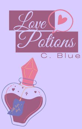 Love Potions [Writing] by doofinshzmertz5
