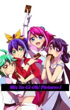 Mix Yu-Gi-Oh!  Pictures by KamishiroYuzu8