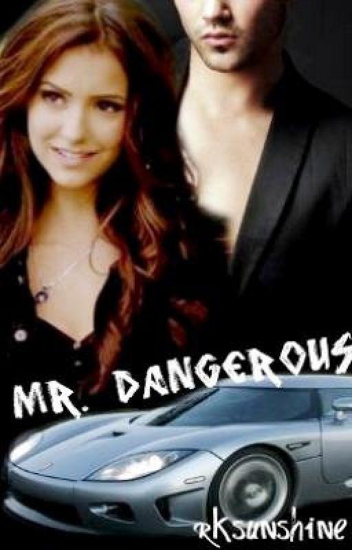 Mr. Dangerous by rksunshine