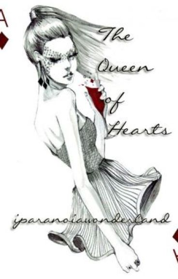 Queen of Hearts by iparanoiawonderland