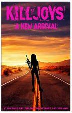 Killjoys: A new arrival by TheKillerKate