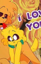 I LOVE YOU ~TE AMO ~ •MIKEXE by Ariana_Herrera_19