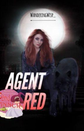 Agent Red by WanderingWisp_