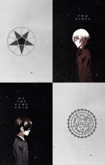 Ciel and Alois x Reader