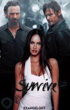 Survive (Rick Grimes, Daryl Dixon y tu) by xxAngelGxx