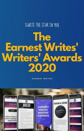 Earnest writes' Writers' Awards 20 by EarnestWrites