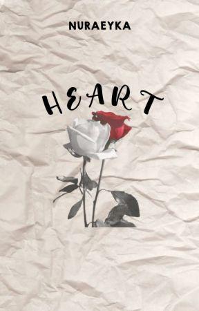 HEART  by nuraeyka