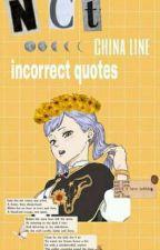 DNYL. nct china line incorrect quotes by RyuukubinJakha