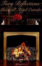 Innocent Angel Outtake: Fiery Reflections by LJangel527