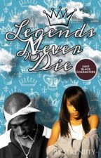 Legends Never Die || 90s Artists Collab by sereniity-