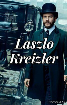 Laszlo Kreizler   The Alienist  by lydiapalmer221b