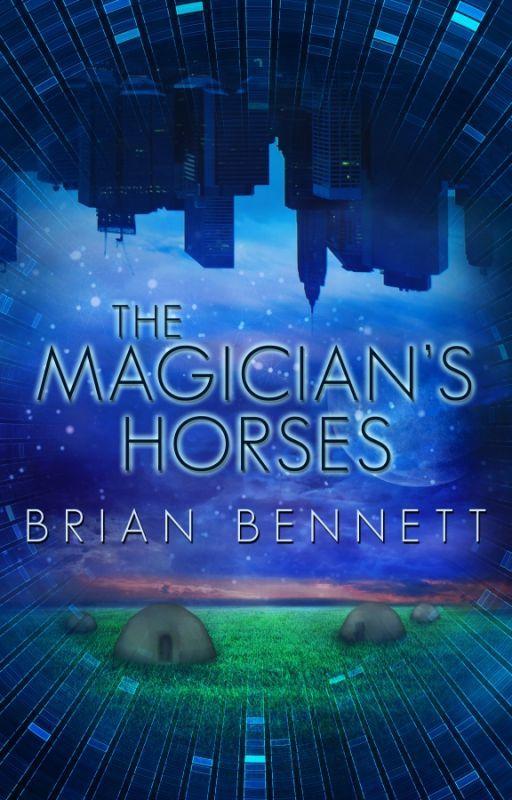 The Magician's Horses by bkbennett