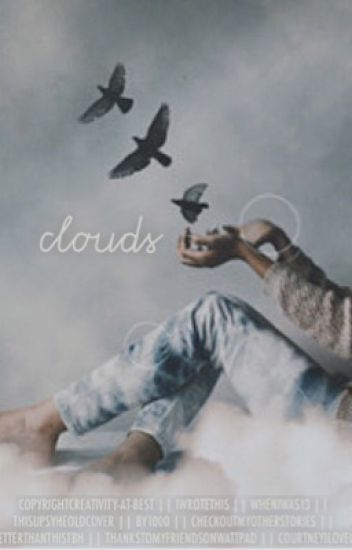 Clouds -> my first ever phanfic