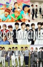 Kpop Imagines by me_something