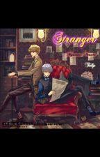 Stranger by TulipBambi