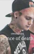 prince of death | michael clifford by 1995sclifford