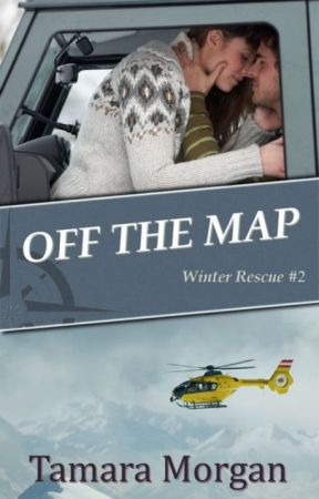 Off the Map by AuthorTamaraMorgan