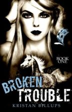 Broken Trouble (Broken Storm Series Book 1) -Sample of Published Book- by friesianloverl2k