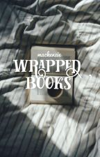 wrapped books   lrh  {rewriting}   joseph is dallas, rewriting still in process by doverin
