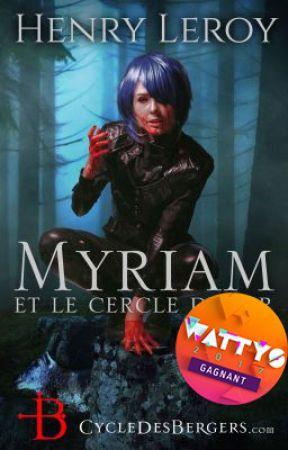 Myriam et le Cercle de fer by PhilippeRoy