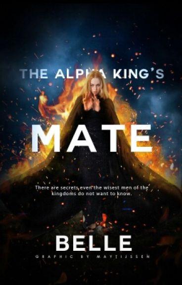 The Alpha King's Mate #Wattys2016