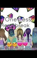 One Less Heartbreak 1 by onelessheartbreak